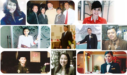 Sekolah Perhotelan, Pariwisata, Kapal Pesiar & Tata Boga Terdepan Di Indonesia   Kuliah Cepat Kerja Gaji Besar Standar Dolar