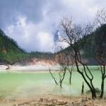 Objek serta Tempat Wisata di Bandung Selatan Paket Peta